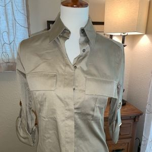 Tom Ford Gorgeous Blouse ~ Size 38 (Small)